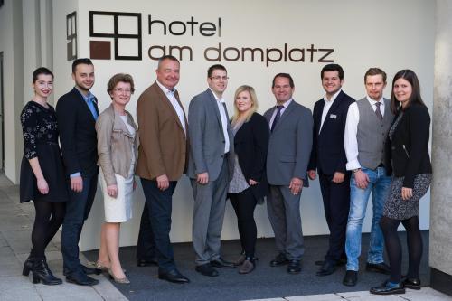Hotel am Domplatz Team