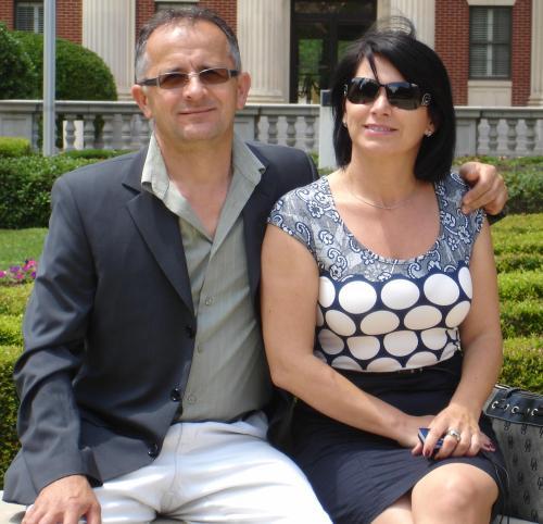 Katarina & Zoran Stanivuk -the owners