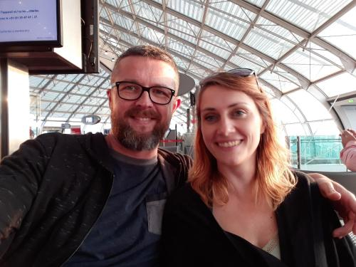 Sylvie et François