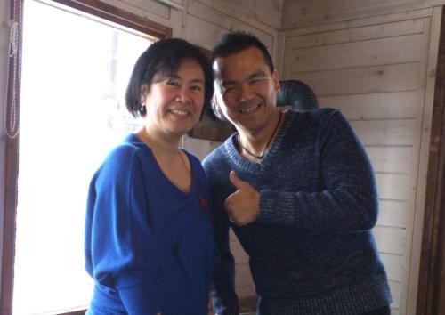 Yoshi & Saki, owner