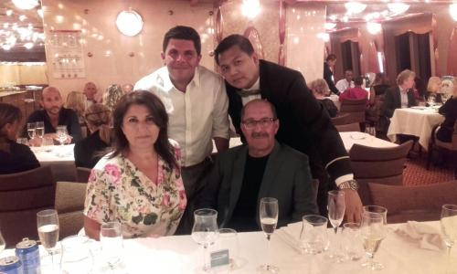 Pietro, Angela e Giuseppe
