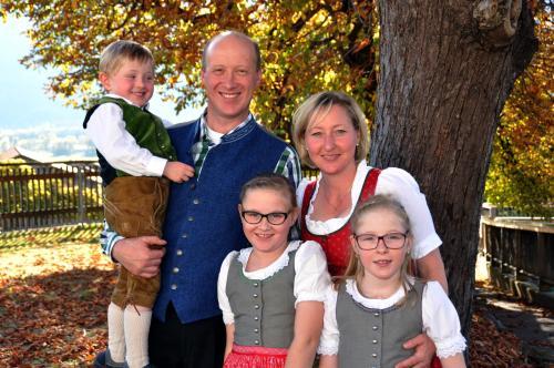 Familie Steiner Monika und Simon