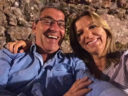 George e Márcia Taufer