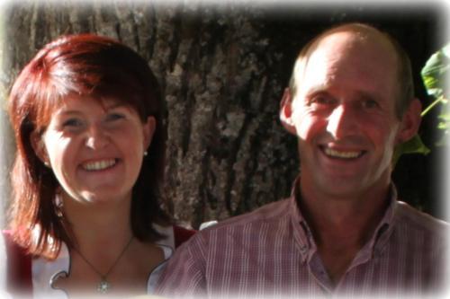 Susanne und Robert Konzett