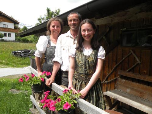 Helma, Peter und Annalena