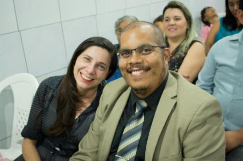 Nuara e Aluizio Freire