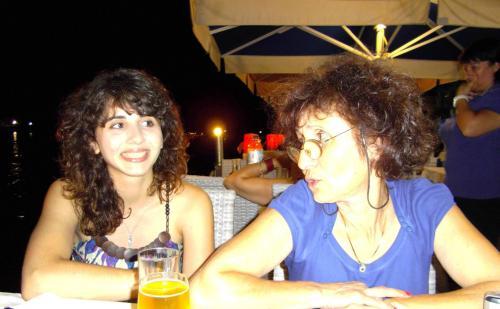 Areti and Zoe