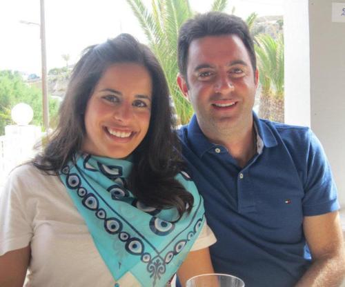 Tina & Manolis