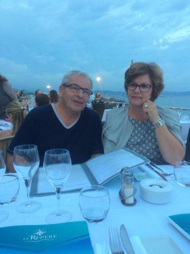 Corine et Jean Claude
