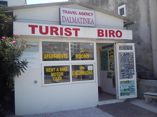 Travel agency Dalmatinka