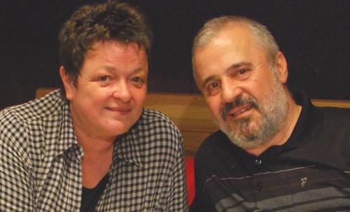 Monika und Pietro Brand