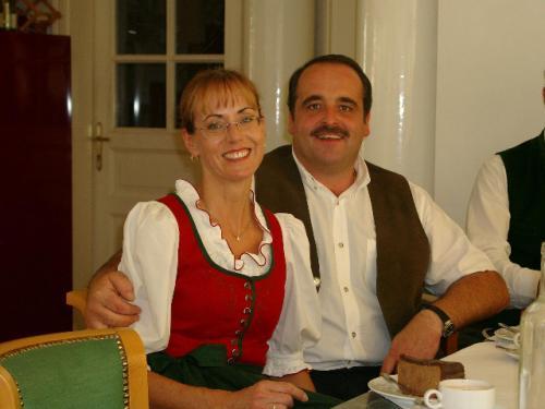 Stephanie & Fred