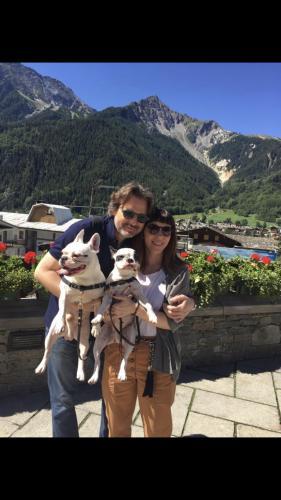 Marta e Riccardo Manfredini