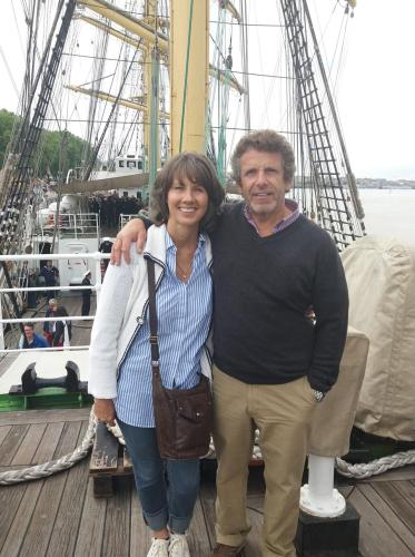 Rob and Lisa