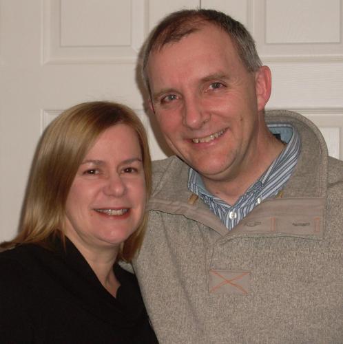 Katharine and Simon