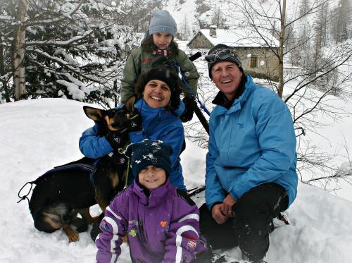 The Gardiner Family