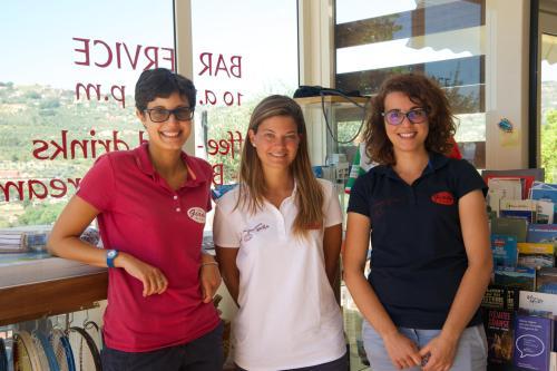 Villa Giada Resort Staff