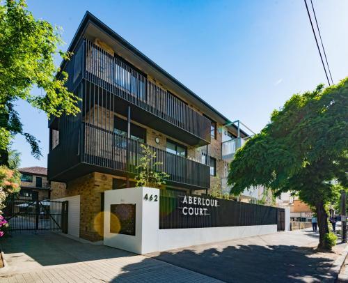 Aberlour Court