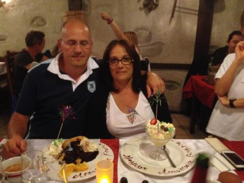 Brigitte & Franck