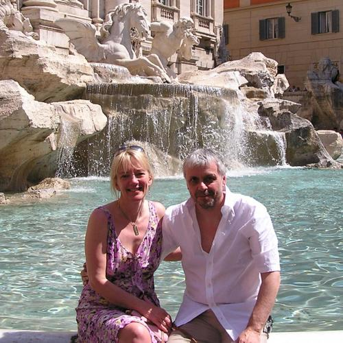 Mike and Cath Andrews