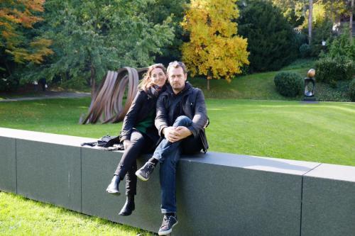 Caroline et Gilles
