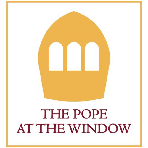 Logo_ The Pope at the window