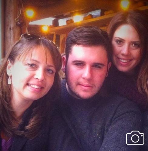 Maria, Giorgina & George