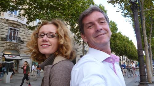 Angela & Herbert