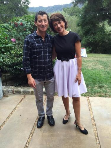 George and Randi
