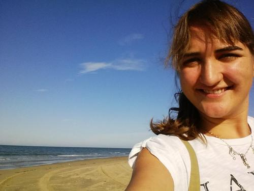 Carolina Tancredi, responsabile accoglienza e marketing