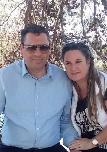 Anastasia and Giannis Karamalikis