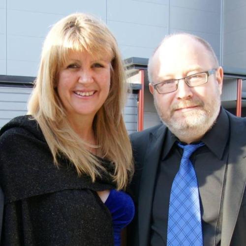 Martine and Lars