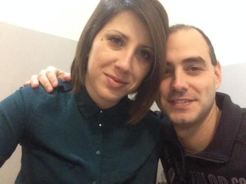 Andrija and Ines