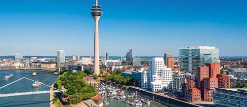 Düsseldorfer Port
