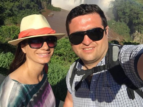 Ramona and Bogdan
