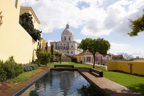 Apartamentos Tandem Palácio Alfama