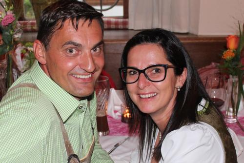 Monja und Dietmar THÖNI