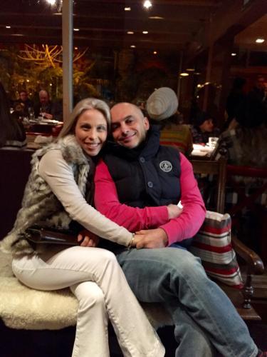Fabiana e Alexandre - proprietários