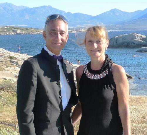 Chantal et Hervé