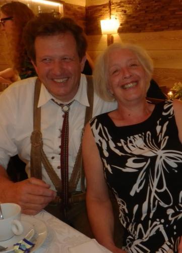 Die Besitzer - Theresia und Peter