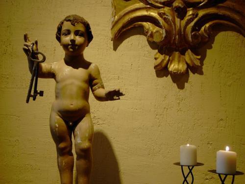 Imaginería castellana. Niño Jesús de Marco Pérez