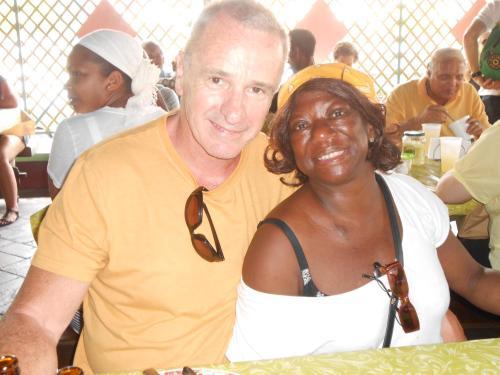 Neil and Pauline Gray
