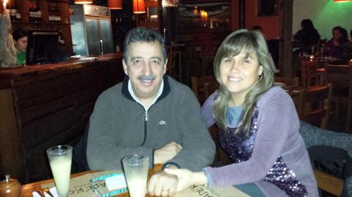Carolina y Eduardo