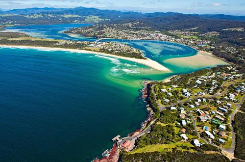 Birds Eye View Merimbula