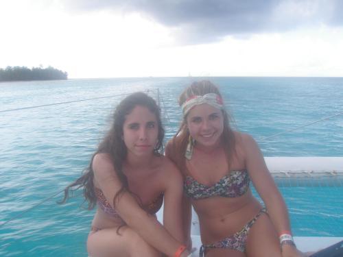 Valentina y Estefania